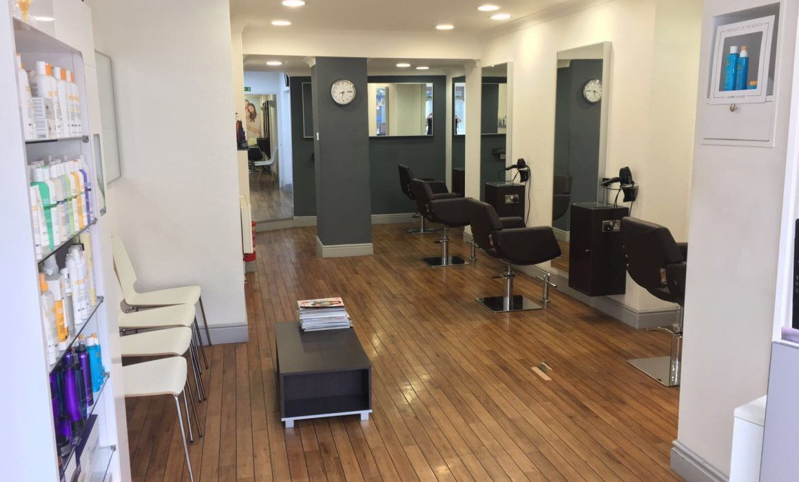 Hair Salon Fareham Andrew Smith