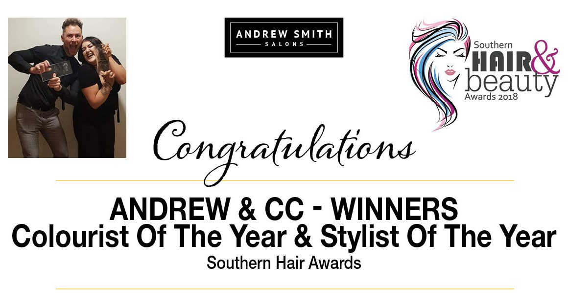WINNERS Southern Hair Awards 2018